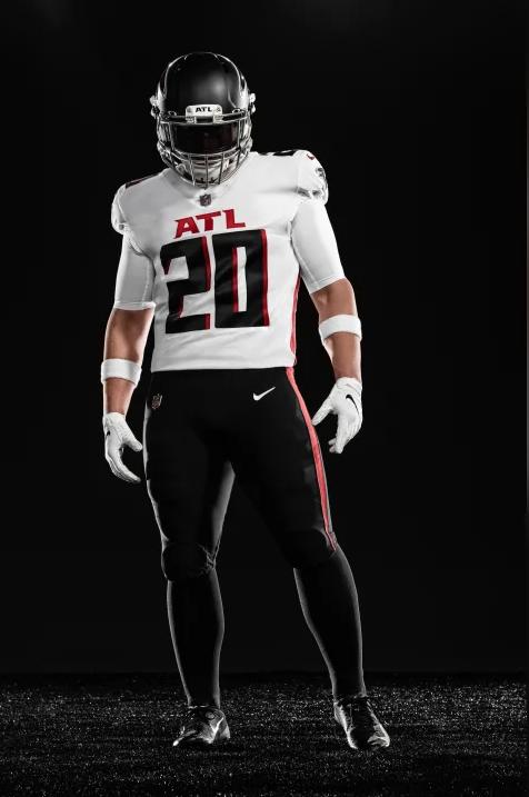 Nové dresy Atlanty Falcons